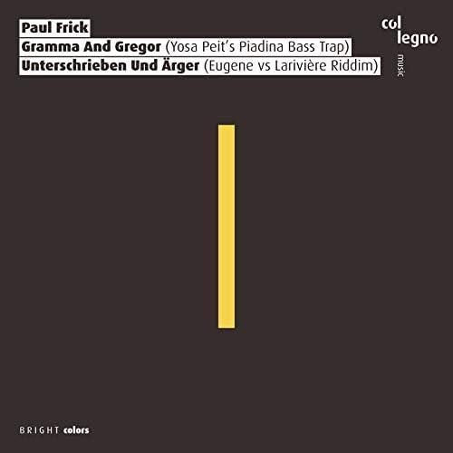 Paul Frick & Yosa Peit