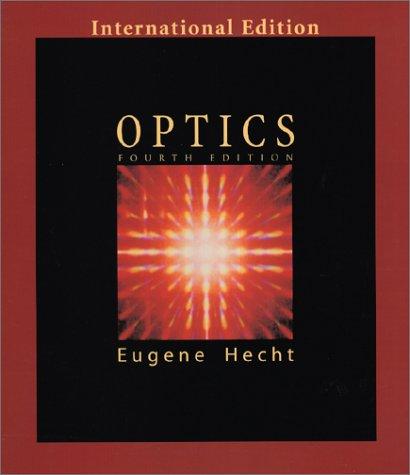 Optics: International Edition (Pie)の詳細を見る
