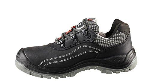 Blakläder 23100000990040 Chaussure de sécurité, S3, taille 6,5, Noir