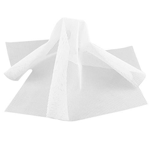 Hemoton 1 Stück Silikon-Dehydrator-Blätter Antihaft-Obst-Dehydrator-Matten Mehrweg-Backmatte für Knödelgebäck (40X60cm)