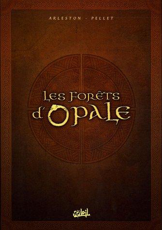 Les forêts d'Opale *Coffret Tomes 1 à 4*