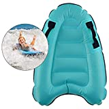 Inflatable Surfboard, Bodyboards for Kids Inflatable Surf Boards Floating Row Surfing Pool Floats