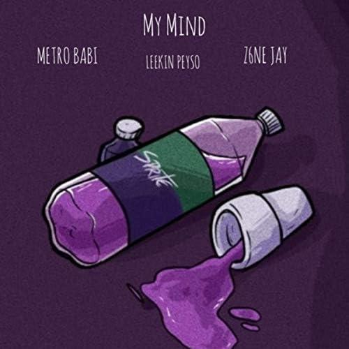 Z6ne Jay feat. Metro Babi & Leekin peyso