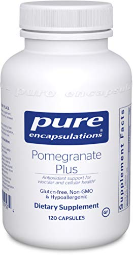 Pure Encapsulations - Pomegranate Plus - Antioxidant Support for Vascular and Cellular Health - 120 Capsules