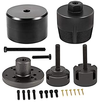 Front Crankshaft Oil Seal Removal and Installation Tool Compatible with BMW N52/ N53/ N54/ N55 Engines