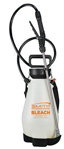 Smith Performance Sprayers 190447 2 Gallon Bleach Sprayer for Pros Removing Mold, Degreasing or...
