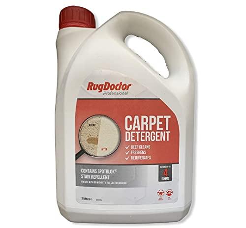 Rug Doctor 70031 Carpet Detergent, 2 Litre