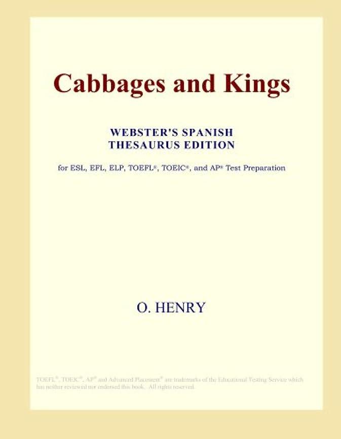 周辺本会議かんたんCabbages and Kings (Webster's Spanish Thesaurus Edition)