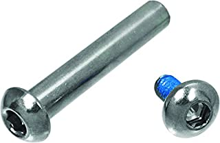 CURB DOG Scooter Parts Axle Rear Allen M8X46mm