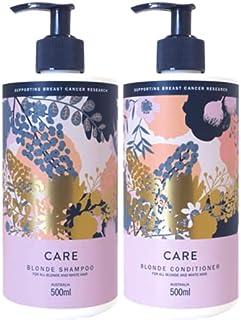 Nak Care Blonde Shampoo 500ml and Conditioner 500ml