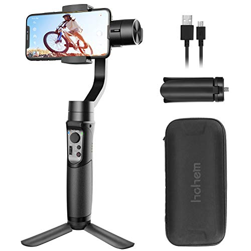 Hohem iSteady Mobile Gimbal For iPhone And Android