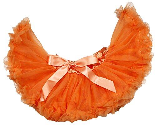Petitebelle Orange Baby Skirt Tutu Dress Girl Clothing 3-12m (Orange)
