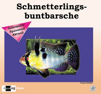 Schmetterlingsbuntbarsche (Aqualog mini)