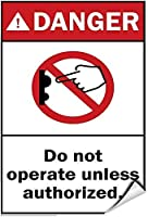 エンジニアグレードの反射-、許可されていない場合は危険2569錫の壁のサイン警告サインメタルプラークのポスター鉄の絵画アート装飾バーホテルオフィスベッドルームガーデン