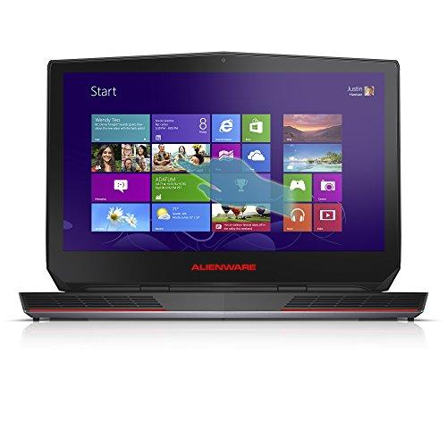 Alienware 15 UHD 15.6-Inch Touchscreen Gaming Laptop