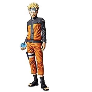 Bandai- Grandista Shinobi Relations Estatua Uzumaki Naruto, Multicolor (Banpresto 82420) 7