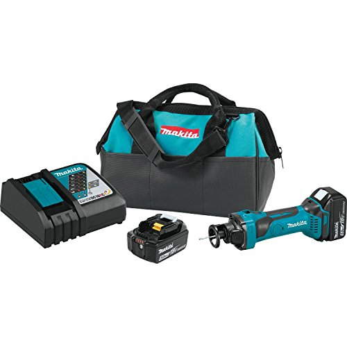 Great Deal! Makita XOC01T 18V LXT Lithium-Ion Cordless Cut-Out Tool Kit (5.0Ah)