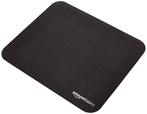 Amazon Basics Gaming Computer Mouse Pad - Black