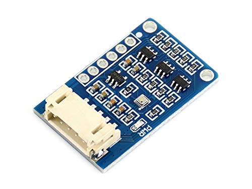 Waveshare BMP388 High Precision Barometric Pressure Sensor Accurate Altitude Tracing Temperature Measuring I2C SPI Interface Suited for Drones Altimeter Environment...