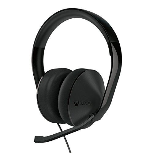 Microsoft Official Xbox One Stereo Headset avec Adaptateur Headset