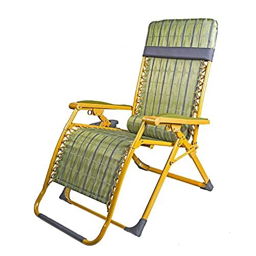 n.g. Wohnzimmerzubehör Klappliegestuhl Gartenliegestühle Sonnenliege Zero Gravity Relaxer Mit Lendenkissen und Getränkehalter