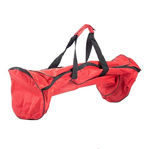 Bolsa de Transporte Impermeable - para Bolsa de Transporte de Scooter Inteligente con Equilibrio automático de 2 Ruedas de 6.5' (Rojo)