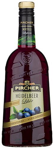 Liquore di mirtillo dell' Alto Adige Pircher 70 cl.