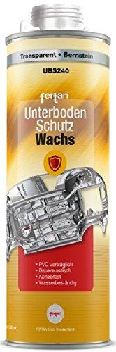 FERTAN UBS 240 Unterboden Schutzwachs 1x1 Liter Steinschlag Schutz Wachs