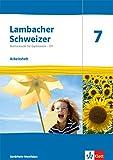 Lambacher Schweizer Mathematik 7 - G9. Ausgabe Nordrhein-Westfalen: Arbeitsheft plus Lösungsheft Klasse 7 (Lambacher Schweizer Mathematik G9. Ausgabe für Nordrhein-Westfalen ab 2019)