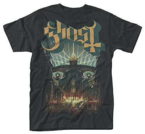 Ghost B.C 'Meliora Album Cover' T-Shirt blackM