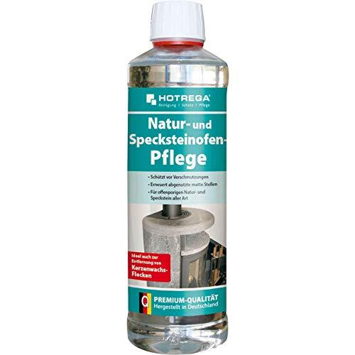 HOTREGA Natur und Specksteinofen Pflege 500ml - Speckstein Schutz + Pflegemittel