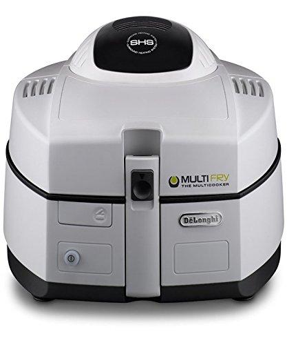 Delonghi Multifry FH1100/1 Heißluftfritteuse/Multicooker 1350 Watt max.1.5kg Inhalt - Free App
