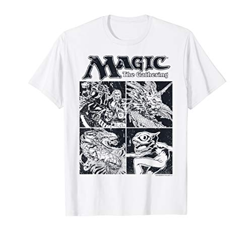 Magic: The Gathering Creature Box Up T-Shirt