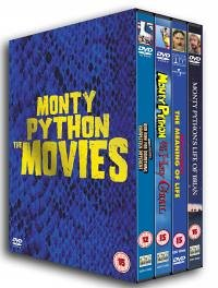 Monty Python: The Movies