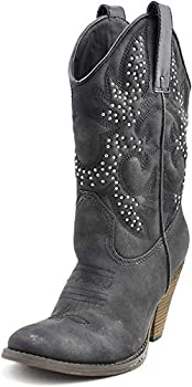 Best heeled western boots Reviews