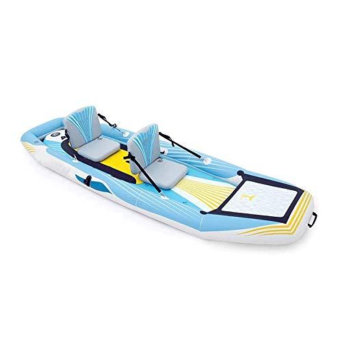 JNWEIYU Doble Espesado Kayak