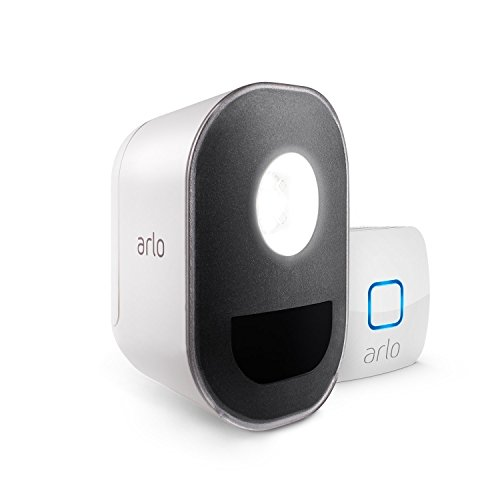 Arlo Smart Lights - Pack de 1 éclairage LED Connecté 100% sans...