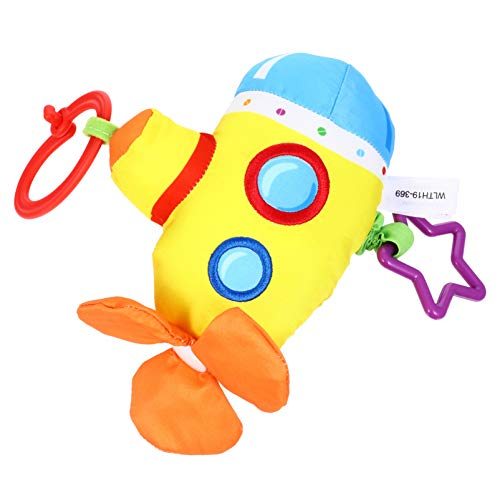 TOYANDONA Baby Rattle Toy Infant Cuna de Juguete Baby Stroller Car Seat Crib Plush Activity Toy Cuna Juguetes con Campana Car Seat Mobile