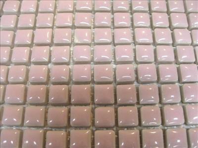 Piastrelle Mosaico in ceramica smaltata.10x 10mm piastrelle. Candy. 196Piastrelle Confezione.
