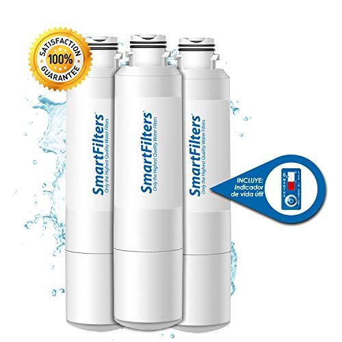 Filtro de Agua DA29-00020B SmartFilter para Refrigerador | Reemplaza al Samsung DA29-00020B DA29-00020A DA2900020B | Incluye Garantía y Cronómetro para...