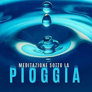Meditazione Sotto la Pioggia - Musica New Age per Guarire Attraverso il Suono e il Tatto, Collezione Natura, Stream Ambientali, Relax Totale