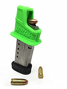 Hilljak Springfield Armory XD-S 9mm Single-Stack Magazine Speed Loader Neon Green