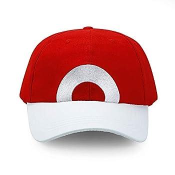 EIKOU New Version Ash Ketchum Cosplay hat