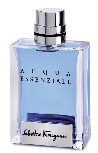 Salvatore Ferragamo Acqua Essenziale Eau de Toilette Spray for Men, 1.7 oz