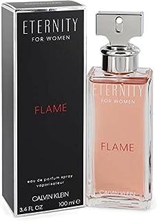 كالفين كلاين Eternity Flame لل نساء 100 مل - او دى بارفان