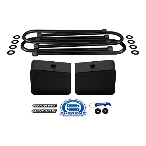 Supreme Suspensions - Rear Leveling Kit for 1997-2003 Ford F-150 2WD 4WD 4' Rear...