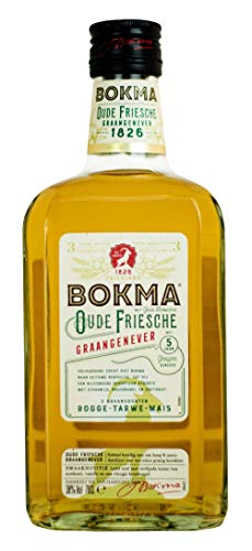 Bokma Oude Friesche Genever Graangenever 38% vol. 700 ml