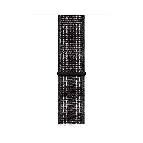 Apple Bracelete Watch 44mm Anthracite/Black Nike Sport Band S/M & M/L - MX812ZM/A
