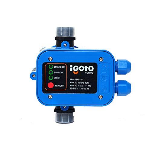 Igoto Pump AMC-10 - Automático para bomba de agua Igoto AMC-10