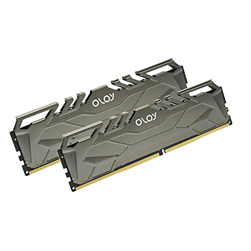 OLOy DDR4 RAM 16GB (2x8GB) 3000 MHz CL16 1.35V 288-Pin Desktop...